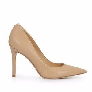 Sam Edelman Nude Neutral Classic High Heel Pumps